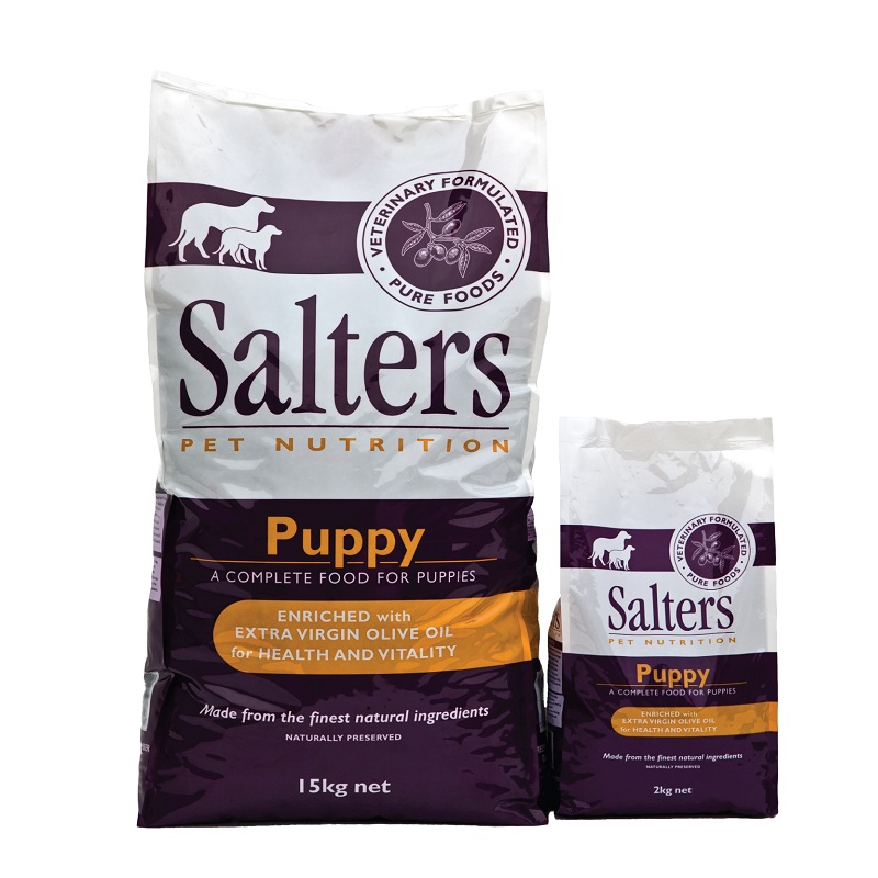 Salters Puppy Dog Food 15kg